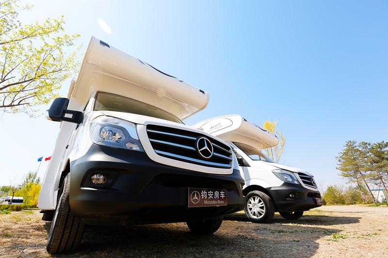 奔驰布伦卡诺324C型旅居房车-钧安房车 不一样的房车之旅